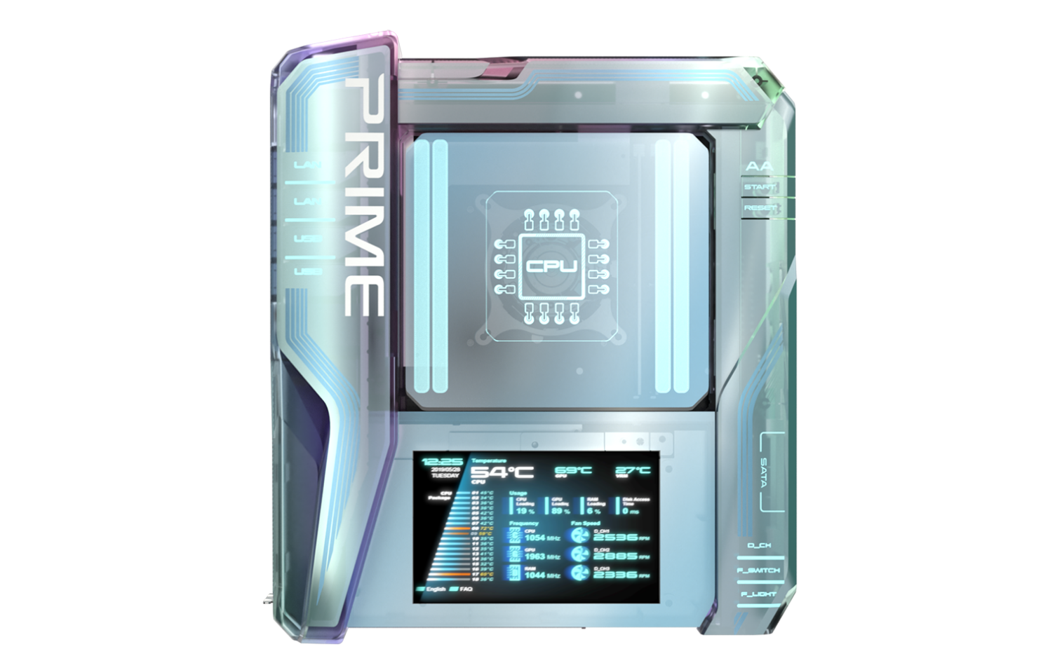5d25150fb07 Computex – ASUS celebra sus 30 años con novedades en Computex
