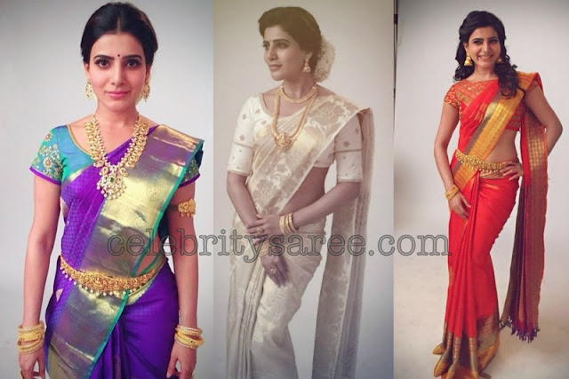 Samantha Sarees by South India Shopping Mall