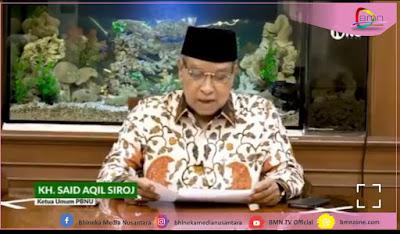 PBNU, NU, Muslimat NU,Fatayat,GP. Ansor, IPNU, IPPNU,impor beras,Petani, Indonesia,KH. Said Aqil Siroj