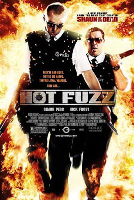Hot Fuzz 2007 Dual Audio Hindi 720p BluRay 1GB
