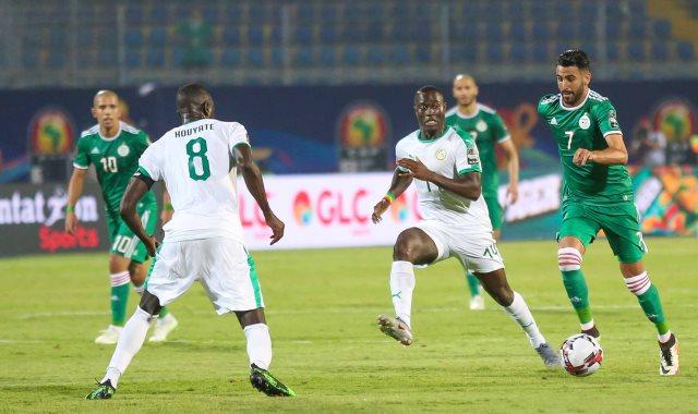 موعد مباراة الجزائر والسنغال والقنوات الناقلة ومعلق المباراة اليوم نهائي كاس امم افريقيا 2019