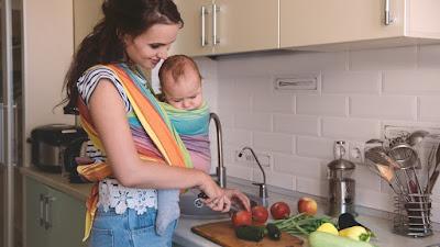 makanan sehat, ibu menyusui, bayi,