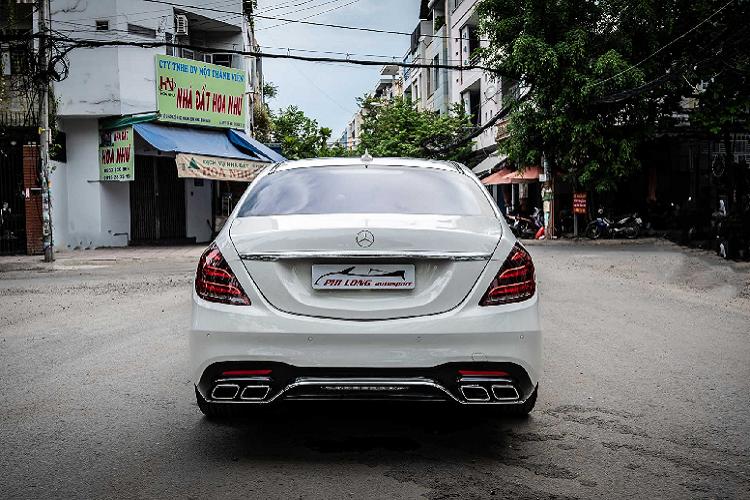 Mercedes-Benz S450 biến hình S63 AMG chỉ 150 triệu ở Sài Gòn
