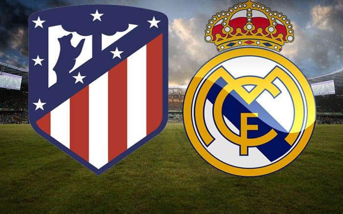 موعد مباراة ريال مدريد واتليتكو مدريد اليوم السبت 1 فبراير والقنوات الناقلة