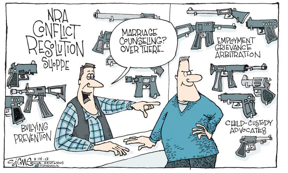 Click - NRA Conflict Resolution Shoppe - RUL2C?
