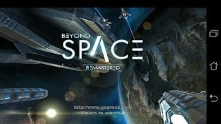 Beyond Space Remastered v1.0.11 Apk+Data Obb