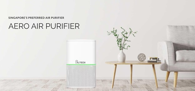 Top Water Filter, Top Air Purifier, Singapore, Aero Air Purifier, Xeltro CT22,  Countertop Twin Water Filter, Filtra Plus Tap Water Filter, Lifestyle