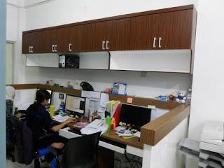 Rak File Gantung Irit Tempat + Furniture Semarang