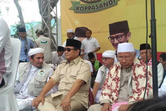 Prabowo Heran Pemerintah Ngutang ke Rekannya sampai Rp 110 Miliar