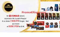 Logo Perugina 2019 -PAC 2000: vinci buoni spesa Conad da 50€