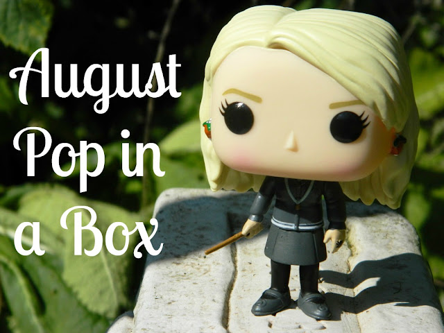 August Pop in a Box, monthly Pop in a Box subscription,