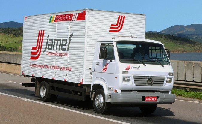 Jamef abre vagas para agregados em 5 cidades brasileiras