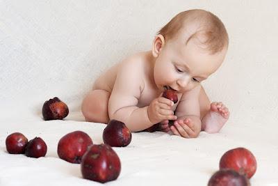 Porsi makan bayi 8 bulan berapa ml