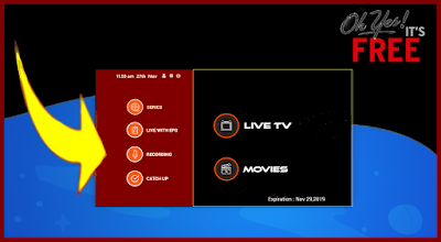 ONE OF THE BEST IPTV APPLICATION ENJOY IT NOW ITS FREE