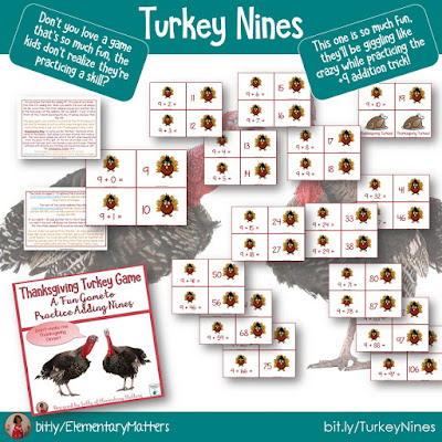https://www.teacherspayteachers.com/Product/Dont-be-a-Turkey-Game-for-Adding-9s-409160?utm_source=blog%20post&utm_campaign=Turkey%20Nines