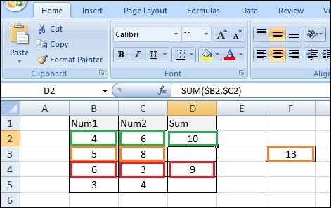 column-fix-kaise-kare-in-excel-in-hindi