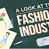 Look At The Fashion Industry #Infographic