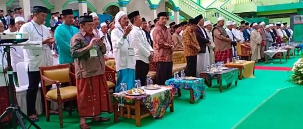 400 Kiai dan Pengurus Pesantren se-Indonesia Dukung Jokowi-Ma'ruf Amin