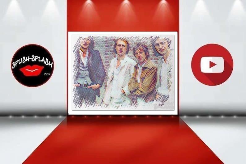 """""""Sultans of swing"""" da famosa banda de rock britânica Dire Strits, criada em 1977 por Mark Knopfler (guitarra e vocais), David Knopfler (guitarra), John Illsley (baixo) e Pick Withers (bateria)."""