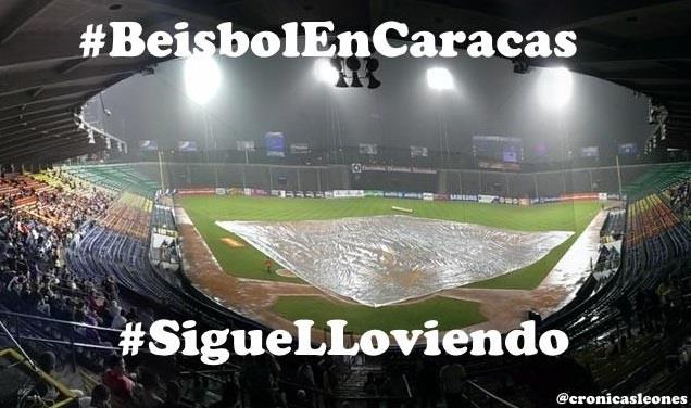 #BeisbolEnCaracas: Acercamiento UCV- #Leones #Tiburones por el estadio