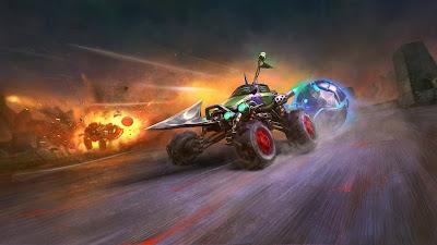 HD Heavy Metal Machines game