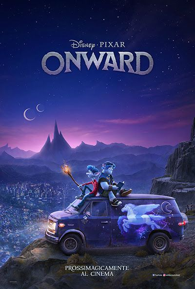 Onward Film Pixar