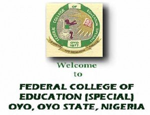 FCE (Special) Oyo Admission Letter Collection Schedule 2018/2019