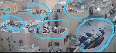 صلاة التراويح فوق السطوح..حيل تتعقبها السلطات و تحاصرها الدرون