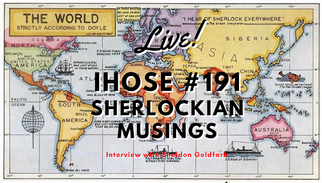 Recording IHOSE 191 live