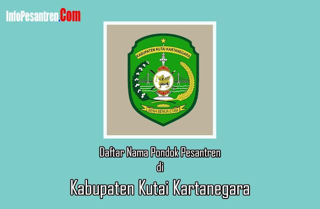 pondok Pesantren di Kabupaten Kutai Kartanegara