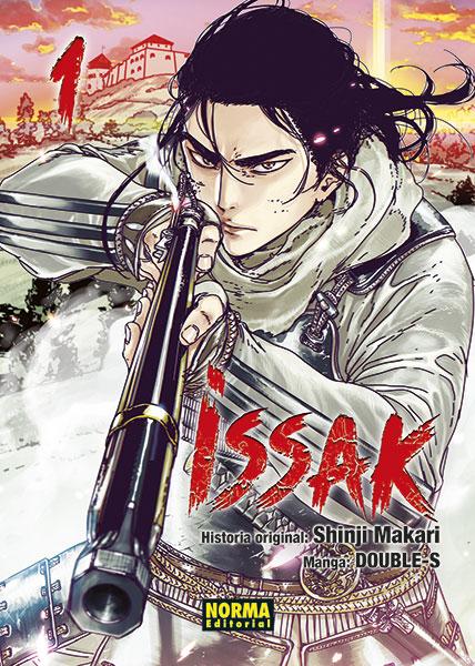 Reseña de ISSAK 1 de Shinji Makari y Double-S. Norma Editorial.