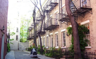 The Village's Patchin Place in New York City