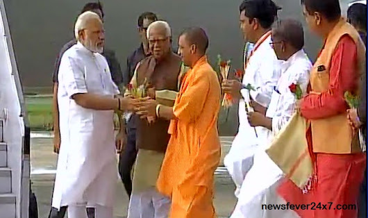 PM Modi in Varansi to inaugurated 20 projects