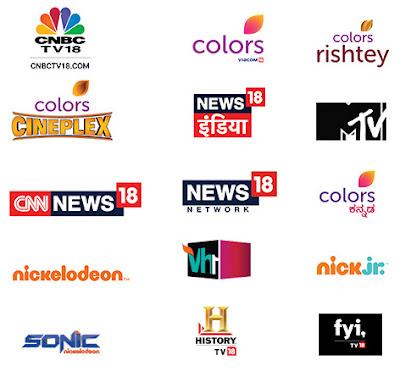 Relaince media