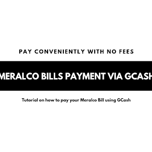 Primewater Batangas Bills Payment thru GCash - wanderwahm