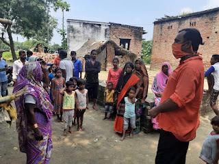 जहां शिक्षा से जरूरी मजदूरी—भोजन, वहां शिक्षा का अलख जगाने की सर्वाधिक आवश्यकता : अरविंद शुक्ल   #NayaSaberaNetwork
