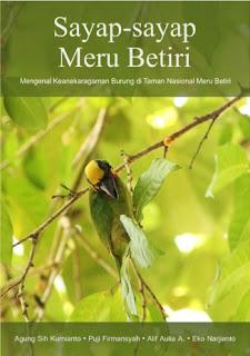buku burung taman nasional meru betiri