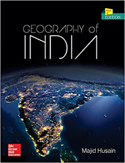 Geography of India - Majid Hussain pdf free download
