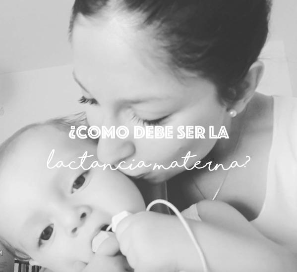 lactancia materna demanda itmum
