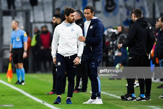 The former Blues defender Carvalho enjoying Marseille coaching role