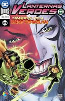 DC Renascimento: Lanternas Verdes #38
