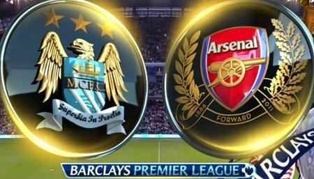 Assistir Manchester City x Arsenal ao vivo grátis em HD 05/11/2017