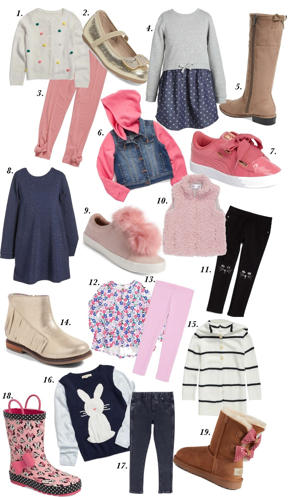 Nordstrom Anniversary Sale Kids - Something Delightful Blog
