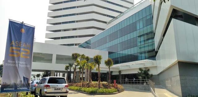Usung Konsep Dialog, Ini Keistimewaan Gedung Baru Sekretariat ASEAN
