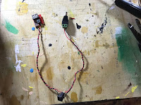 Power wiring harness complete