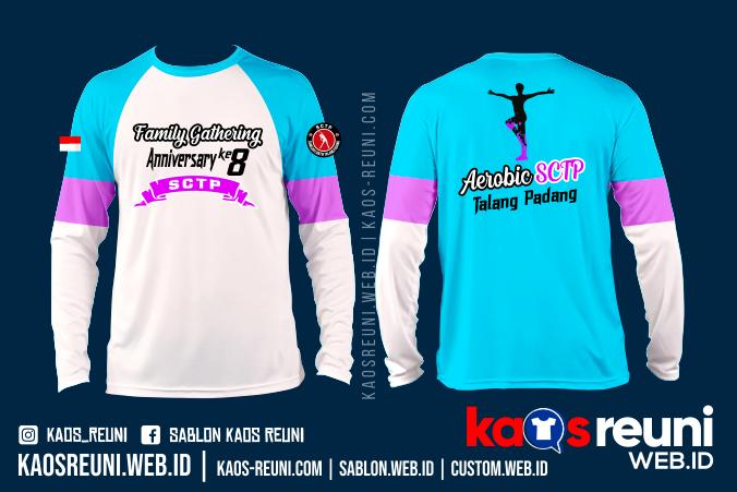 Sablon Kaos Aerobic Zumba Senam Fitness - Sablon Kaos Online