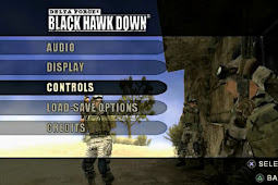 Delta Force Black Hawk Down PS2 ISO