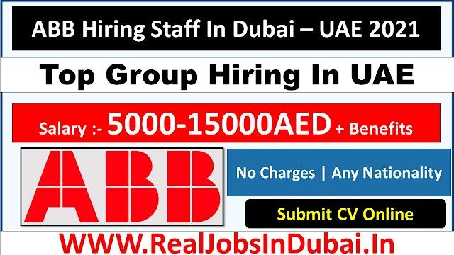 ABB Group Careers - UAE 2021
