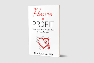 Passion To Profit By Master Key Enterprise by Khalilah Salley