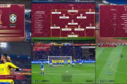 FIFA World Cup 2022 Scoreboard - PES 2019